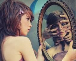 CZŁOWIEK W LUSTRZE, czyli jak poznać prawdziwego siebie?